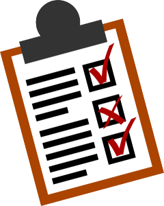 checklist-clipart-List