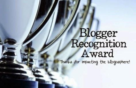 An Award! OhMy!