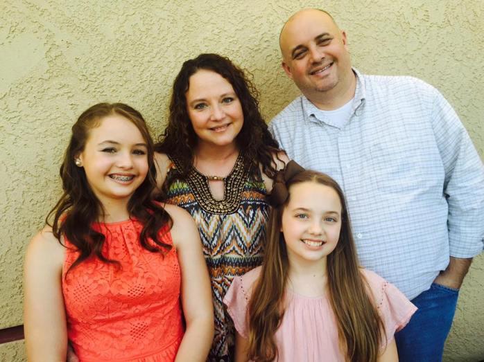 Carol McAlister family