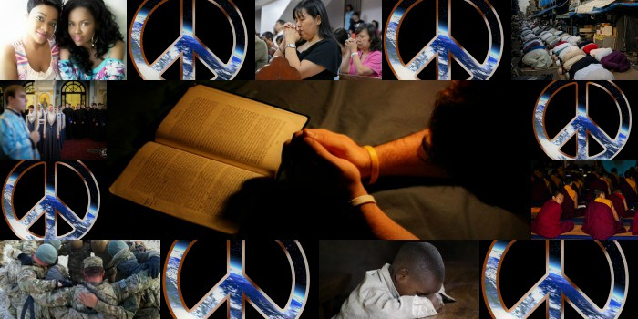 7 DAYS: OUR WEEK OF PEACE * DAY ONE: THE OPENINGPRAYER